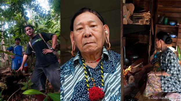 本南組部落族人